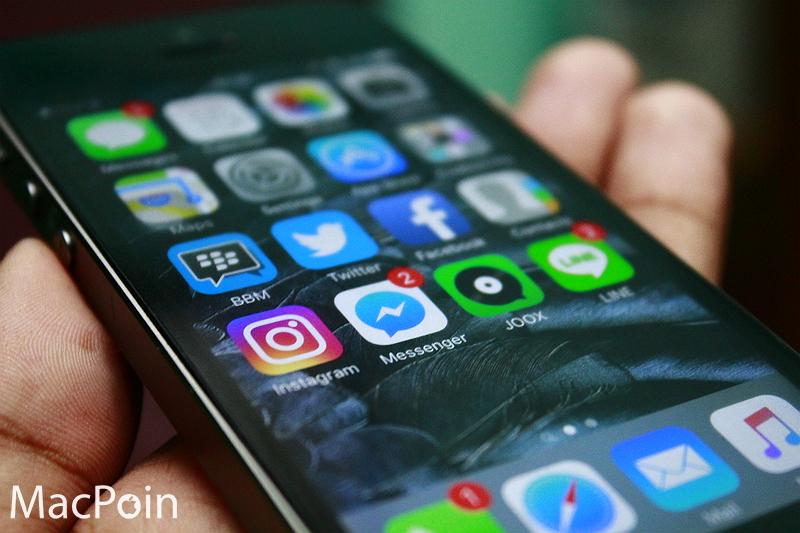 3 Cara Mengambil Screenshoot di iPhone (2)
