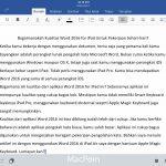 Bagaimanakah Kualitas Word 2016 for iPad Untuk Pekerjaan Sehari-hari?