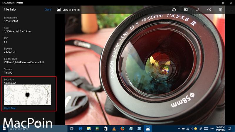 Cara Mematikan Fitur Geotagging pada Kamera di iPhone iPad (1)
