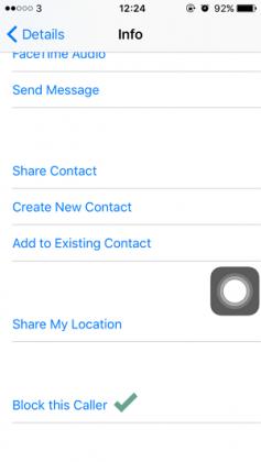 Cara Memblokir Kontak pada iMessage dan Phone di iPhone (7)