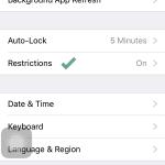 Cara Memblokir Website pada iPhoneiPad (3)