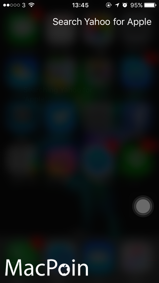 Cara Membuat Siri Menggunakan Google Ketimbang Bing (1)