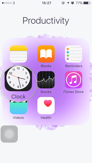 Cara Membuat Sleep Timer pada iPhone iPad (1)