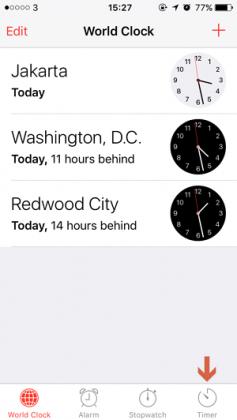 Cara Membuat Sleep Timer pada iPhone iPad (2)