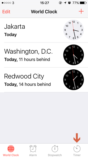 Cara Membuat Sleep Timer pada iPhone iPad (1)