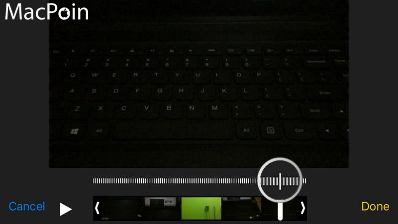Cara Membuat Slo-Mo Video iPhone Menjadi Normal (3)