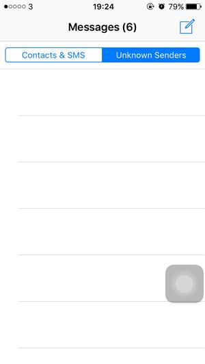 Cara Memfilter SMS dari Nomor yang Tidak Dikenal pada iPhone (4)