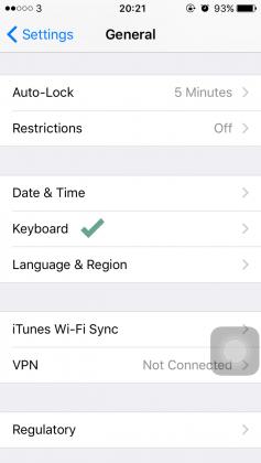 Cara Menambahkan Signature pada SMS di iPhone (3)