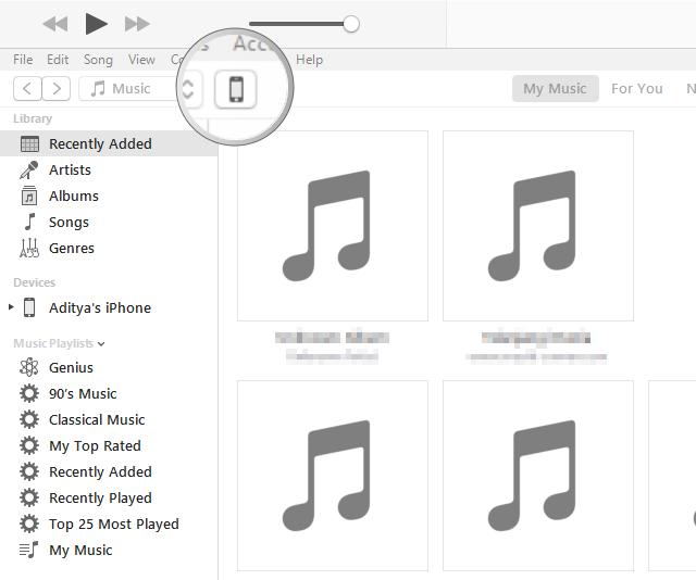 Cara Mencegah Terbukanya iTunes Ketika iPhone Dihubungkan ke PC Mac (1)