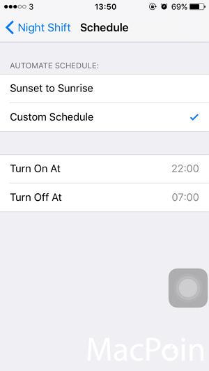 Cara Mengaktifkan Mode Night Shift di iPhone  iPad (iOS 9 (4)