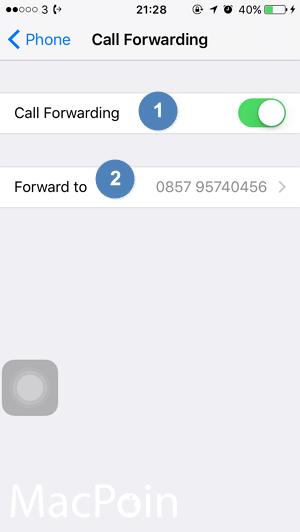 Cara Mengalihkan Panggilan di iPhone ke Nomor Lain (1)