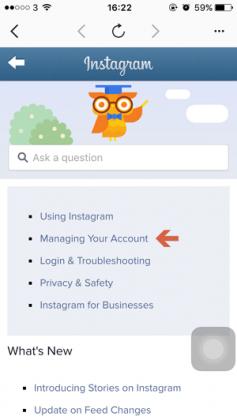 Cara Menghapus Akun Instagram dari iPhone (4)
