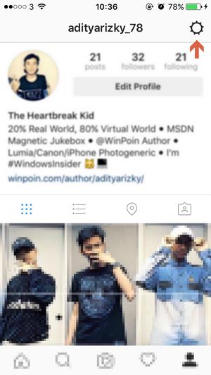 Cara Menghapus Riwayat Pencarian Instagram di iPhone (1)