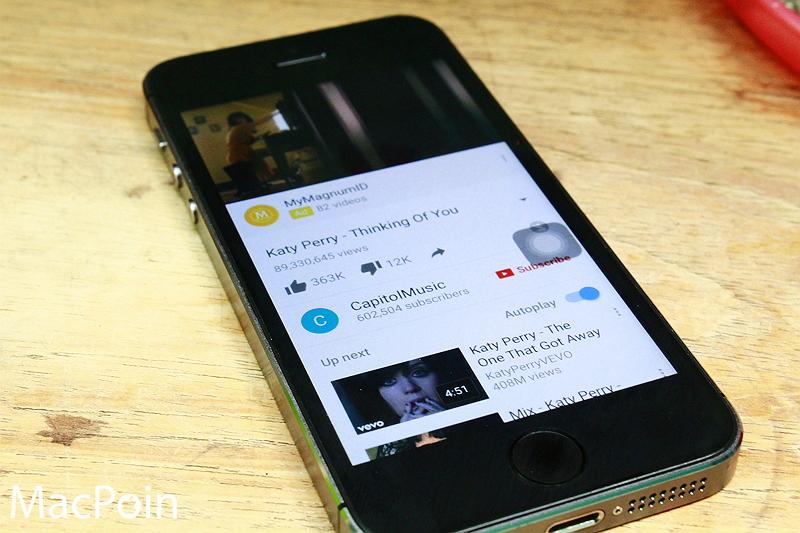 Cara Menghapus Riwayat Tontonan pada Aplikasi YouTube di iPhone (1)