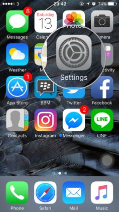 Cara Menonaktifkan Prediksi Teks Keyboard di iPhone iPad (2)