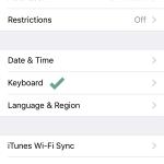 Cara Menonaktifkan Prediksi Teks Keyboard di iPhone iPad (4)