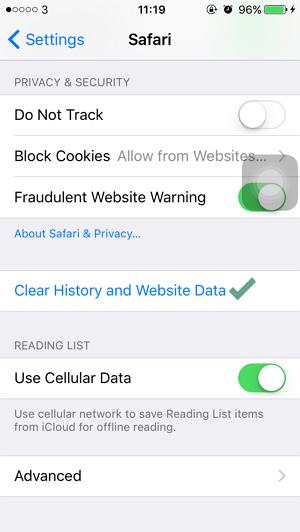 Cara Menutup Semua Tab Sekaligus pada Safari iPhone iPad (1)