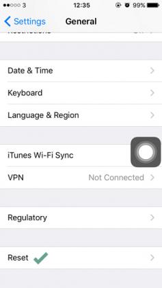 Cara Reset Keyboard Dictionary pada iPhone iPad (2)
