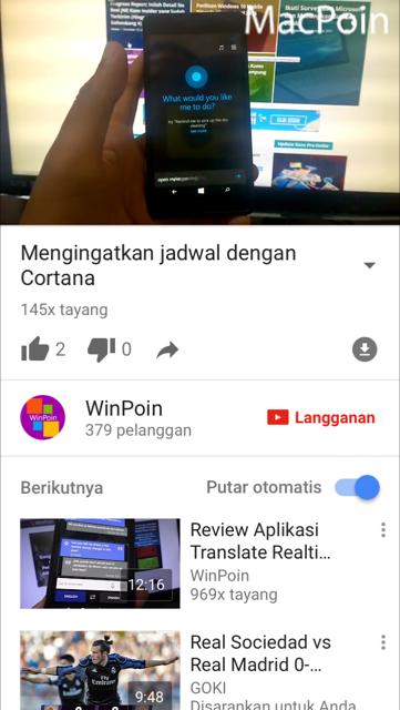 Begini Cara Download Video Youtube di iPhone dan iPad