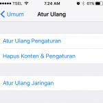 Memperbaiki Sinyal iPhone Yang Terus-Menerus Searching