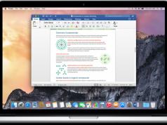 Tips Mengetik Cepat di Microsoft Word 2016 for OS X