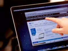 Bagaimana OS X jika menggunakan layar sentuh?