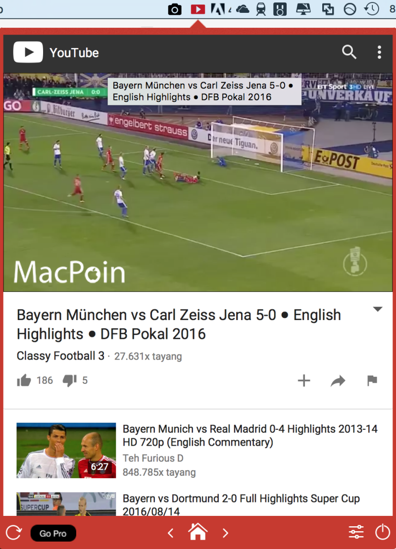 Aplikasi Buat Nonton Youtube Untuk Mac OS X