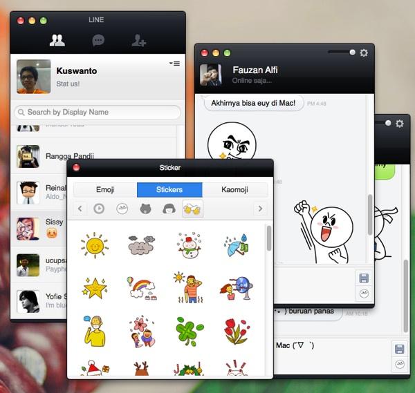 Aplikasi Chatting OS X Terbaik Pilihan MacPoin