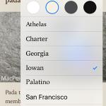 Mengatur Tampilan Reader Mode pada Safari di iPhone iPad (3)