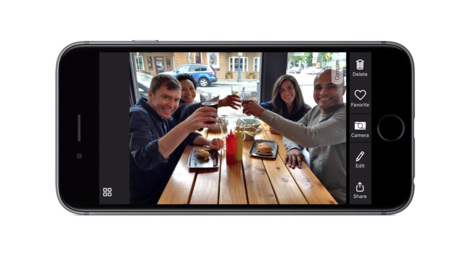 Review Microsoft Pix Di iPhone 5s