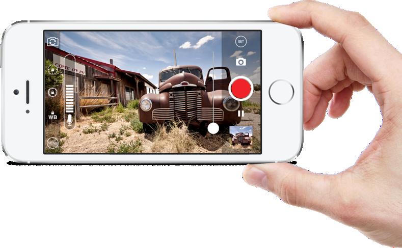 Review Aplikasi ProCam 3 Di iPhone 5S