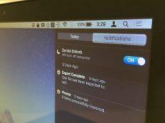 Cara Menggunakan Do Not Disturb di OS X