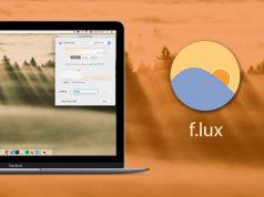 Menggunakan Night Shift Di OS X Dengan F.lux