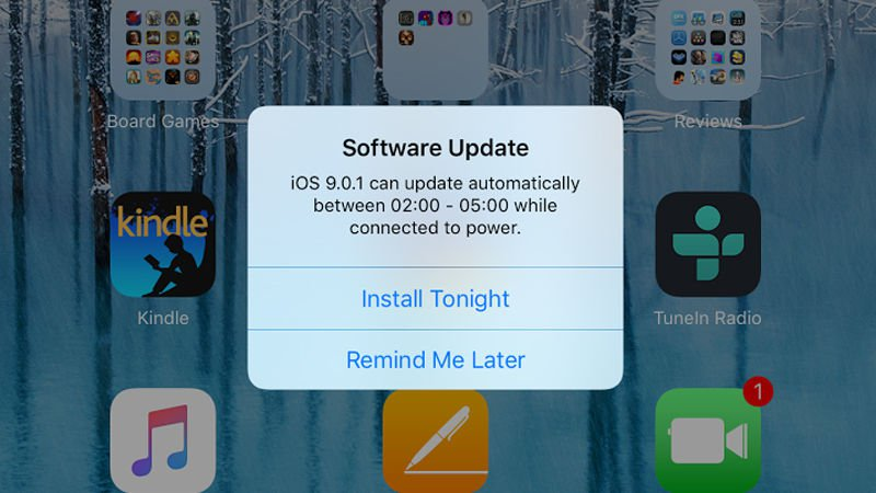 Cara Update iPhone dan iPad ke iOS 10