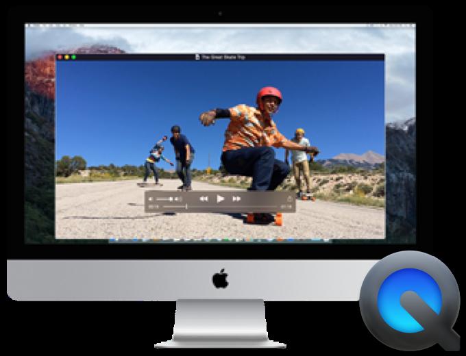 Menambahkan Dukungan Format Tambahan QuickTime dengan Flip4Mac