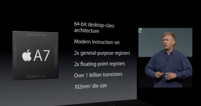 Seberapa Penting Prosesor 64 Bit di iPhone?