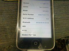 Cara Mengembalikan IMEI iPhone yang Hilang