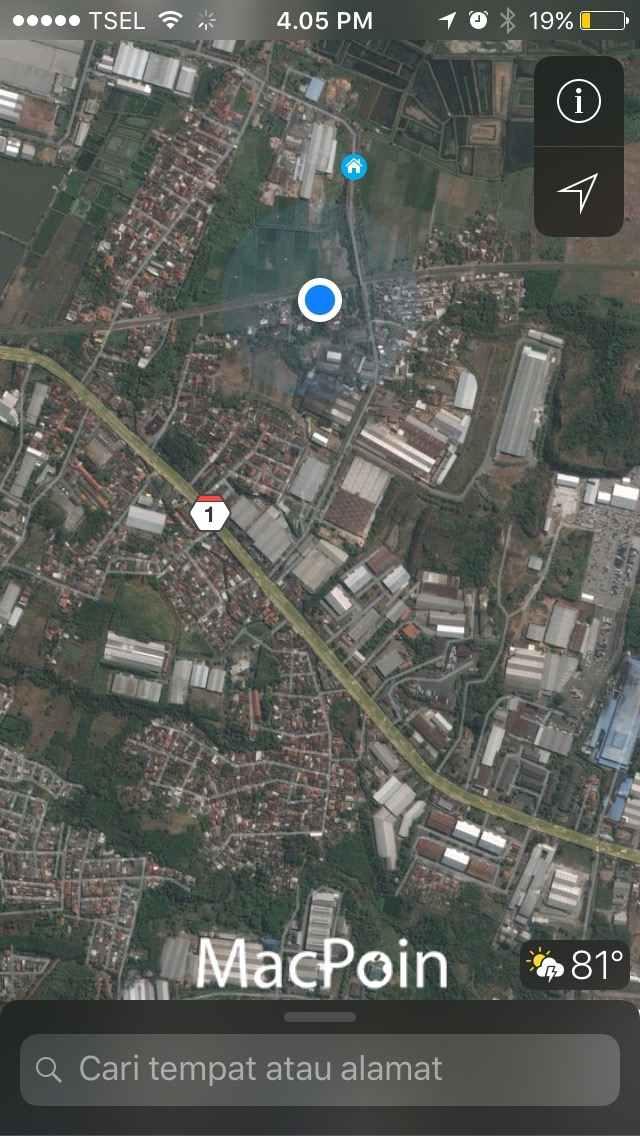 X Fitur Keren dan Review Apple Maps di iOS 10