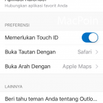 Cara Mengunci Aplikasi iPhone dengan Touch ID & Password