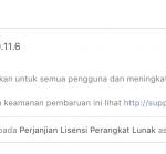 Unduh Update Terbaru OS X Dengan Peningkatan Keamanan