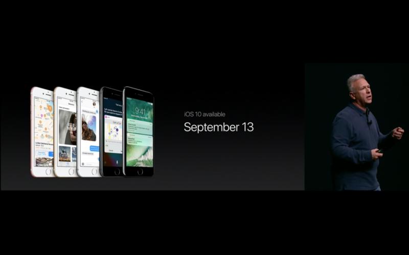 Bersiaplah, iOS 10 Final Akan Dirilis Tanggal 13 September 2016