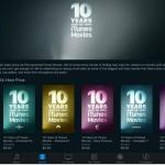 iTunes Movies Berikan Bundle Film Murah untuk Rayakan Ulang Tahun ke-10