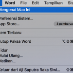 5 Cara Install Update Terbaru macOS Sierra di Mac