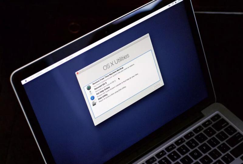 Cara Downgrade macOS Sierra ke OS X El Capitan