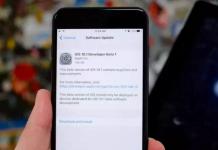 Apple Rilis iOS 10.1 Beta dengan Fitur Kamera Baru
