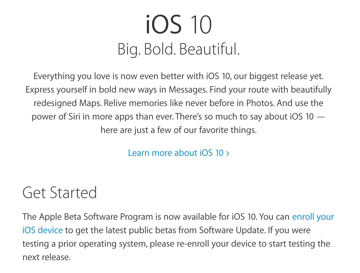 Cara Download iOS versi Beta ke iPhone dan iPad