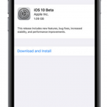 Cara Download iOS versi Beta ke iPhone dan iPad
