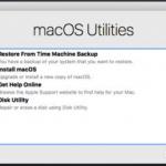 Cara Install Ulang macOS Sierra di Mac dan MacBook