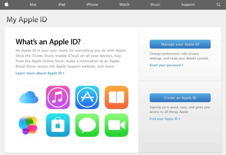 2 Cara Mengatasi Masalah Apple ID Has Been Disabled