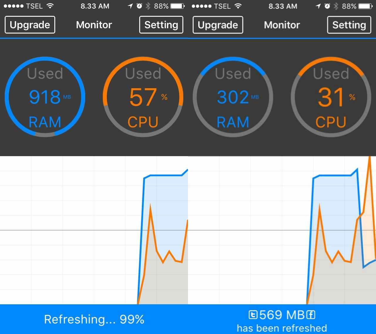 Cara Menambah RAM dan Meningkatkan Kinerja iPhone